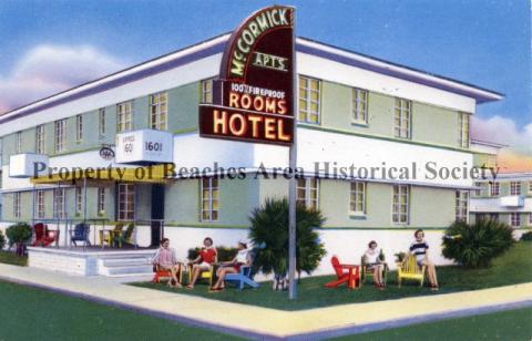 McCormick Motel Jacksonville Beach