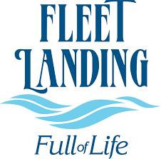 Fleet Landing Logo